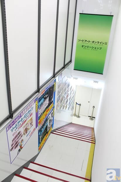 Loja exclusiva Sword Art Online abre em Akihabara