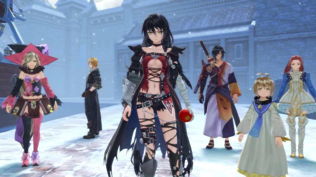 Tales of Berseria Personagens