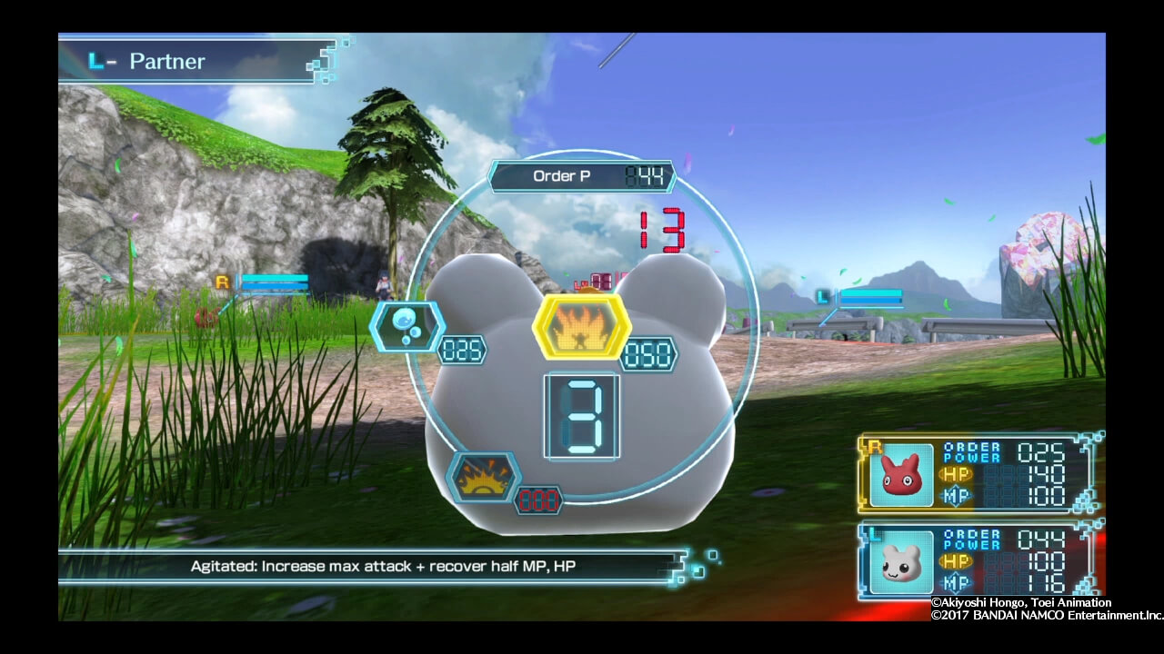 Digimon World Next Order Batalhas