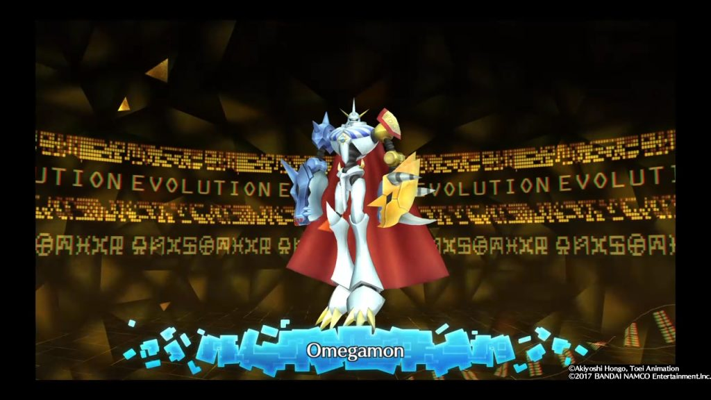 Digimon World Next Order EXE