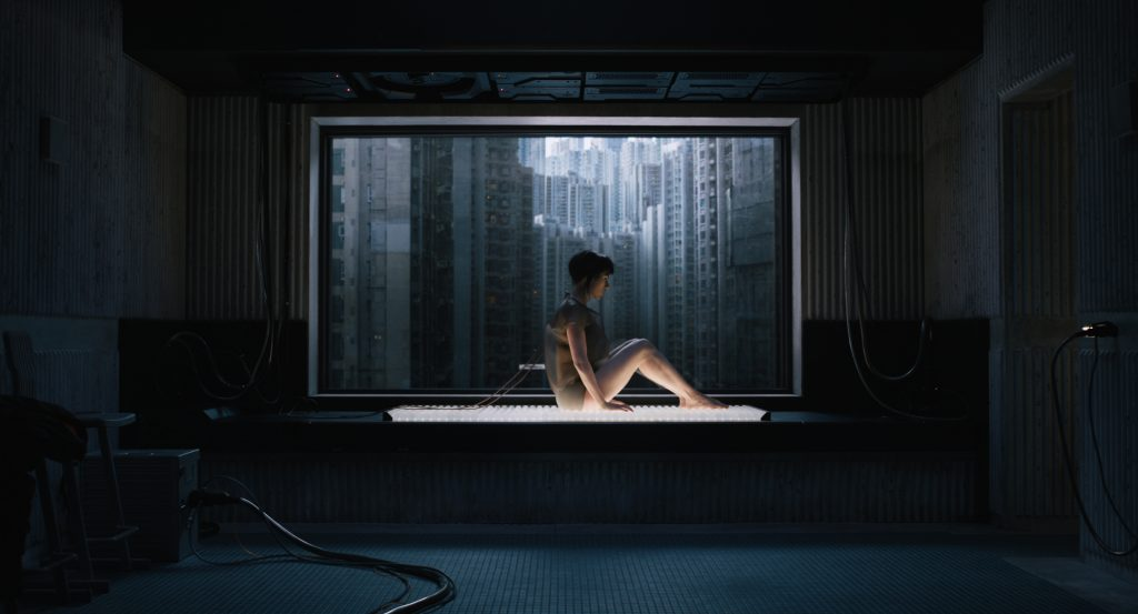 Ghost in the Shell Opening usado por Louis Vuitton na Paris Fashion Week
