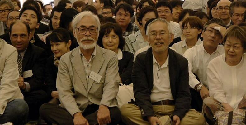 Toshio Suzuki - Ainda Não foi Aprovado Nenhum Filme de Miyazaki | Hayao Miyazaki Não Tem Prazo para Concluir Novo Filme
