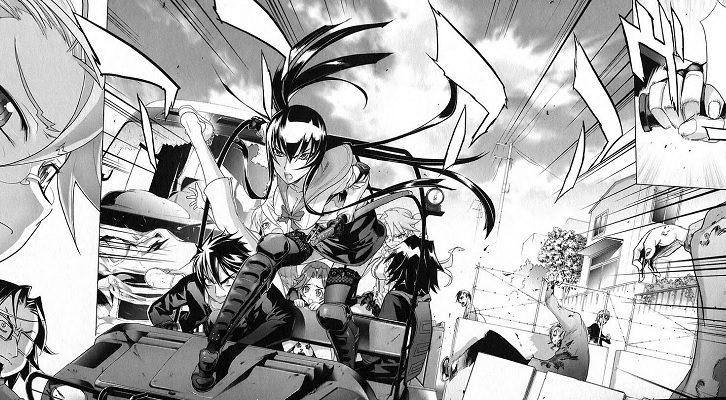 Faleceu Criador de Highschool of the Dead   Manga