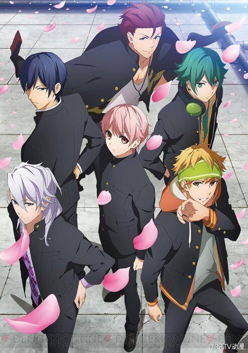 Kenka Banchou Otome - Girl Beats Boys Poster Promocional