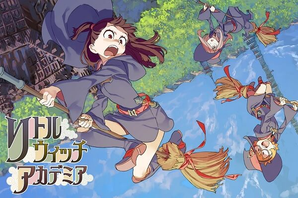 Little Witch Academia 2013_movie_horizontal poster