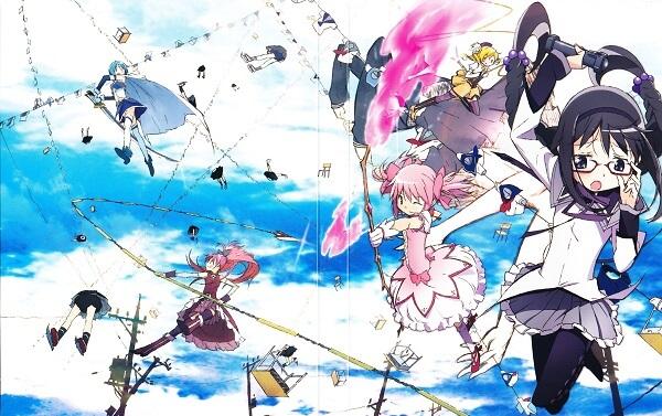 Mahou Shoujo Madoka Magica_horizontal poster_s1