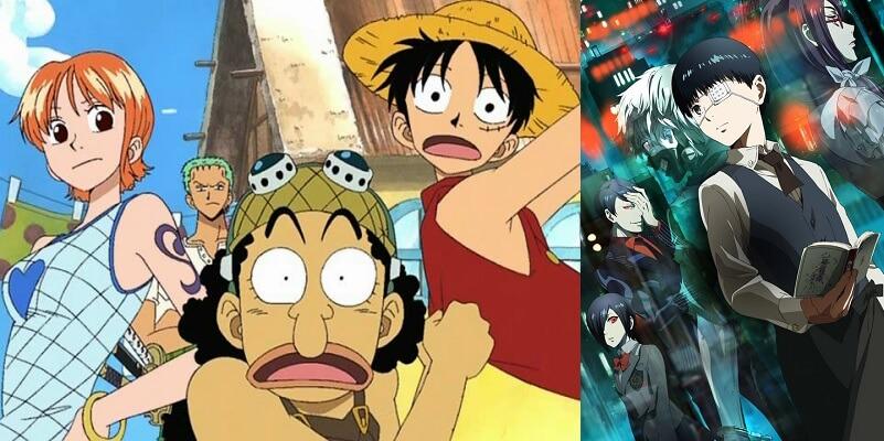 Toonami troca One Piece por Tokyo Ghoul | Vídeo Tributo