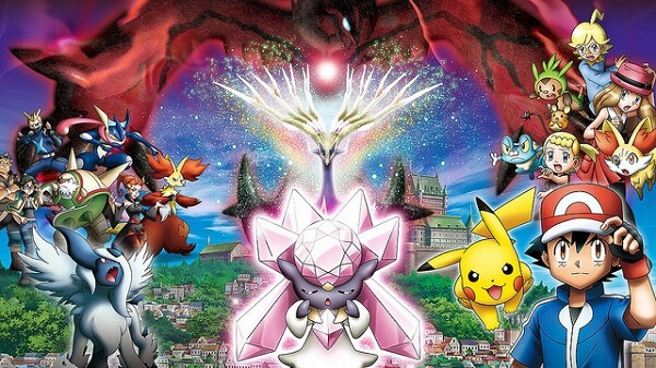 Pokémon the Movie Diancie and the Cocoon of Destruction_horizontal poster_filme