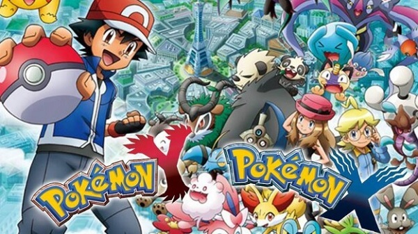 Pokemon XY_horizontal poster_93eps