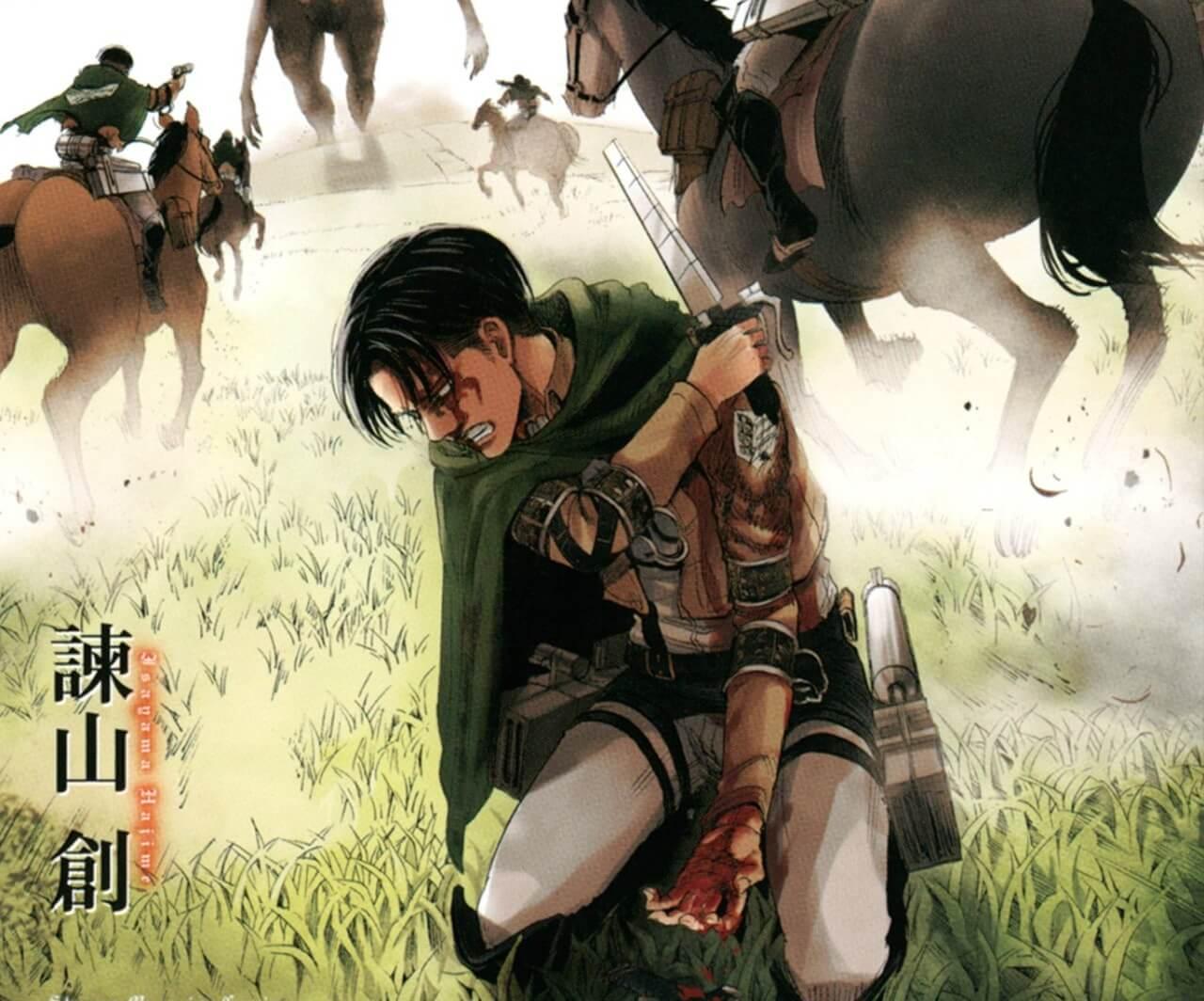 Manga Attack on Titan Volume 20 - Facing Annihilation
