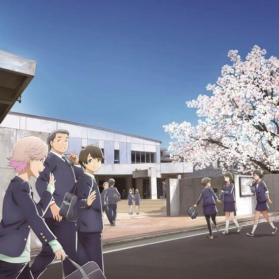 Tsuki ga Kirei Visual Promocional