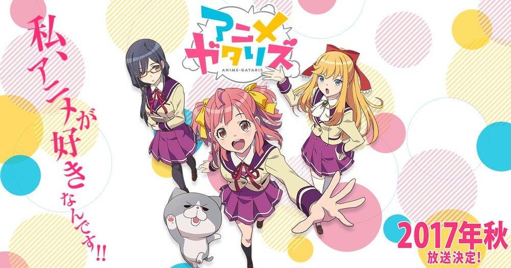 DMM Pictures revela Anime-Gataris | Anime Original