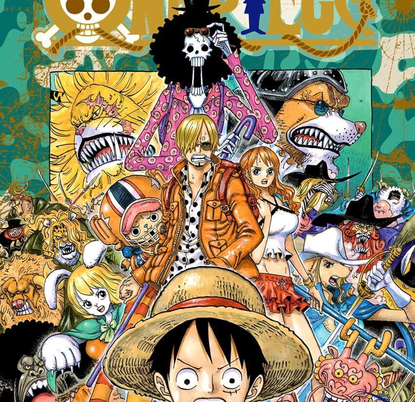One Piece Volume 81   Análise Manga