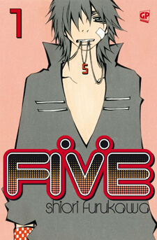 Five Será adaptado a Série Live Action | Manga