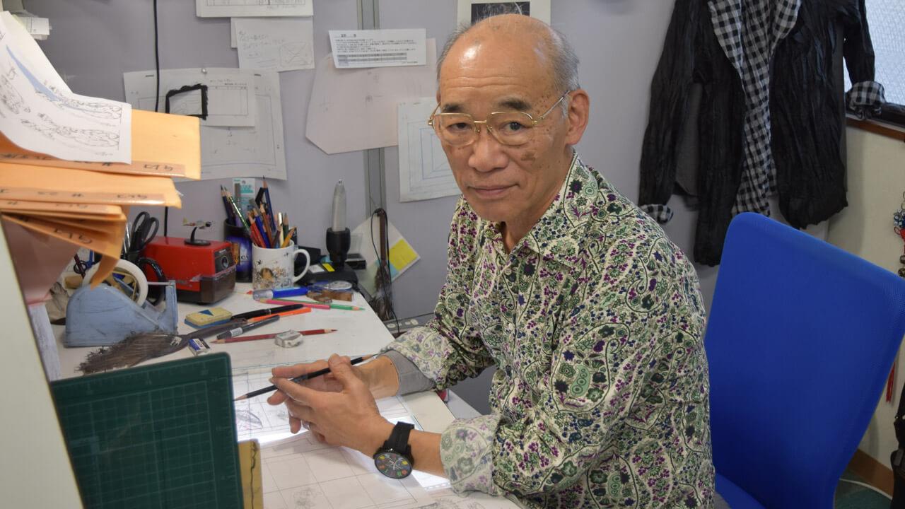 Yoshiyuki Tomino - Projecto de Gundam Reconguista in G em desenvolvimento