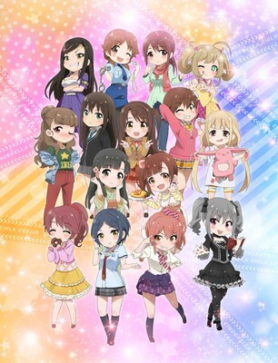Idolmaster Cinderella Girls Theater revela Primeiro Video Promocional