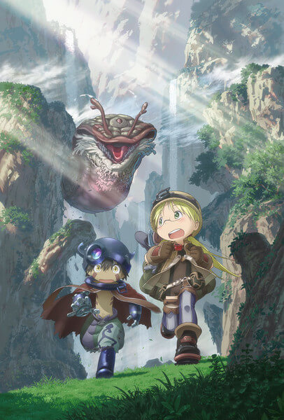 Made in Abyss revela Primeiro Vídeo Promocional Poster
