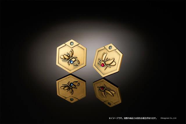 Medabots celabra 20 Anos com Réplicas das Medalhas