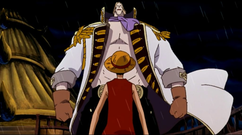 One Piece Filme 4: Dead End no Bouken - Gasparde