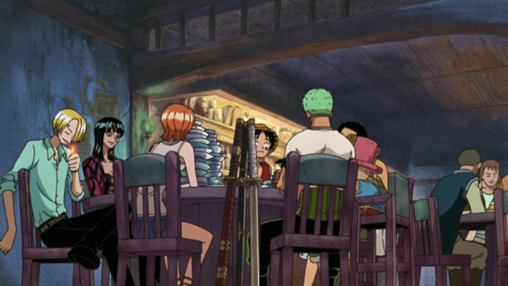 One Piece Filme 4: Dead End no Bouken - Toei Animation