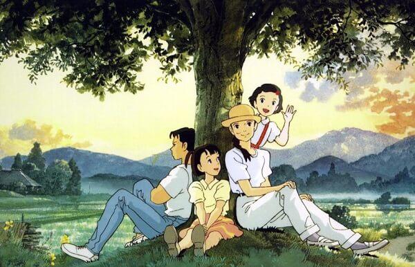 Only_Yesterday_imagem_promo Filmes Anime para ver no MONSTRA Festival 2021