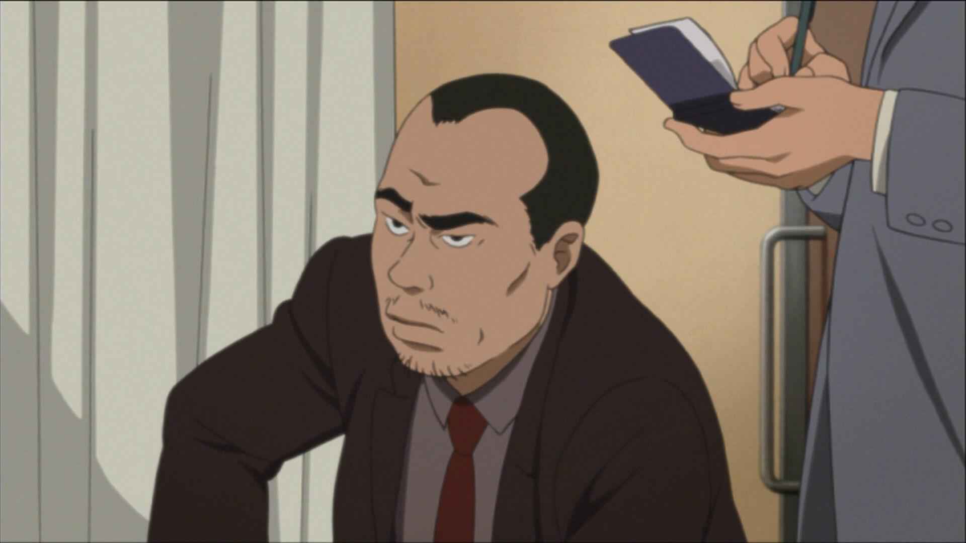 Paranoia Agent Keiichi Ikari Detetive