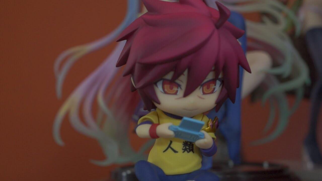 Sora No Game No Life Nendoroid pela Good Smile Company | Figuras