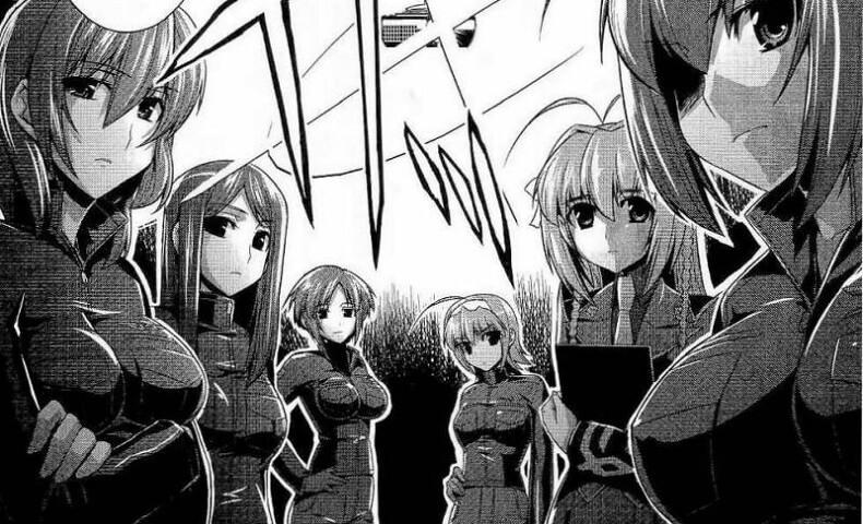 Muv-Luv Alternative termina ao Fim de 10 anos | Manga