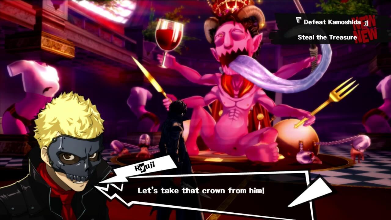 Persona 5 - Análise Playstation 4