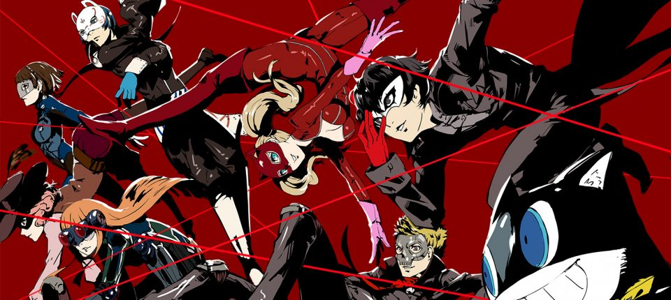 Persona 5 | Análise Playstation 4