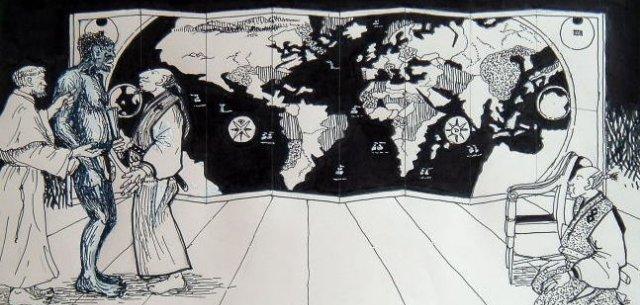 Yasuke – O Único Samurai Africano