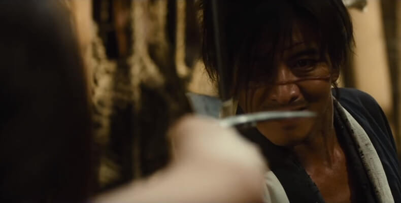 Blade of the Immortal Live Action - Novo Trailer