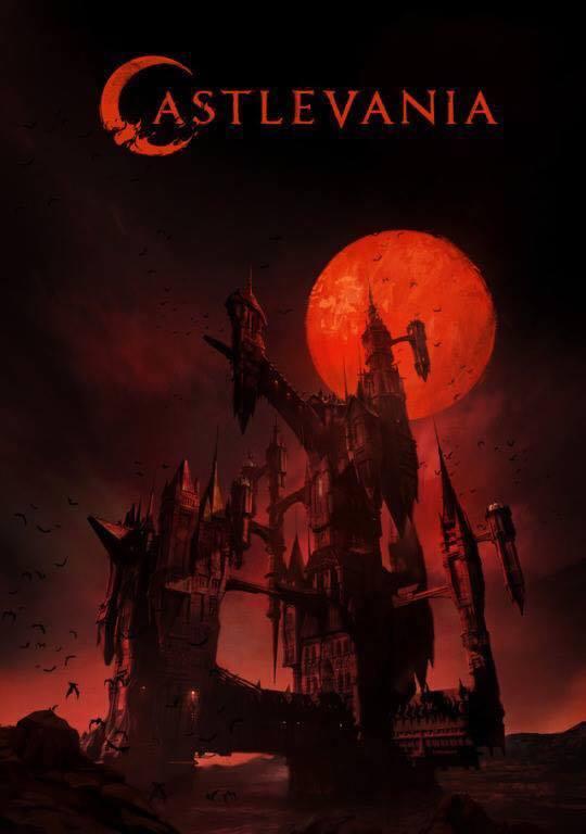 Castlevania Netflix revela Trailer e Data de Estreia