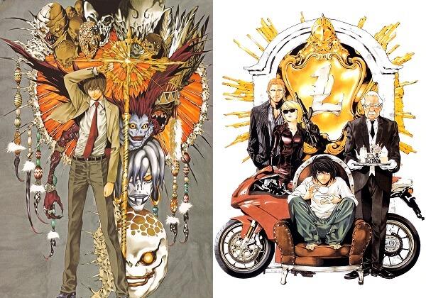 TOP 20 Artistas Manga da Shonen Jump - Votação Japonesa