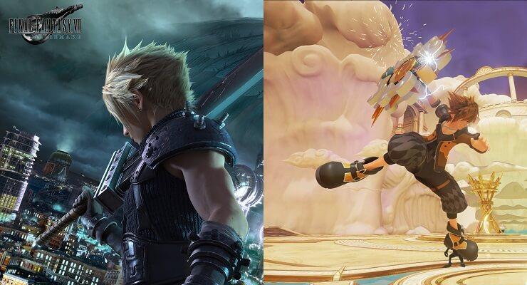 Remake de FFVII e Kingdom Hearts III em 3 Anos – CEO Square Enix