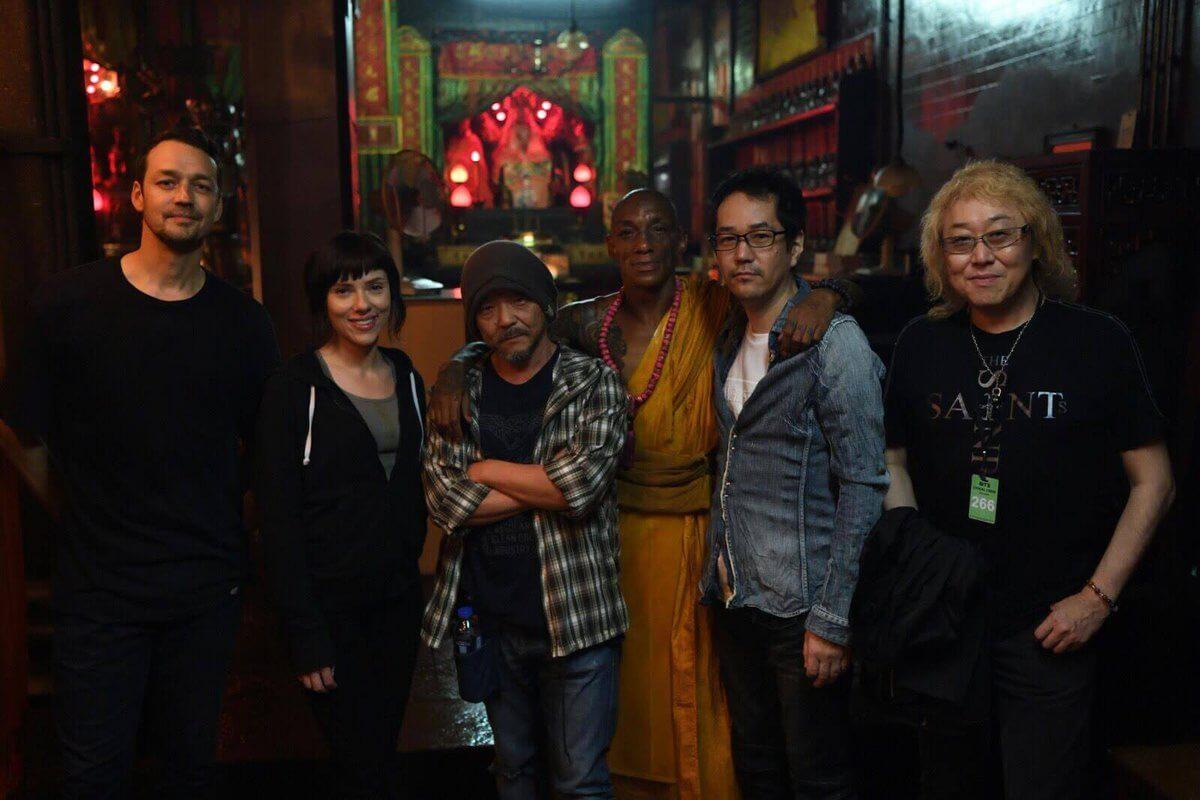 Mamoru Oshii - Opinião sobre a Adaptação Live-Action Imagem