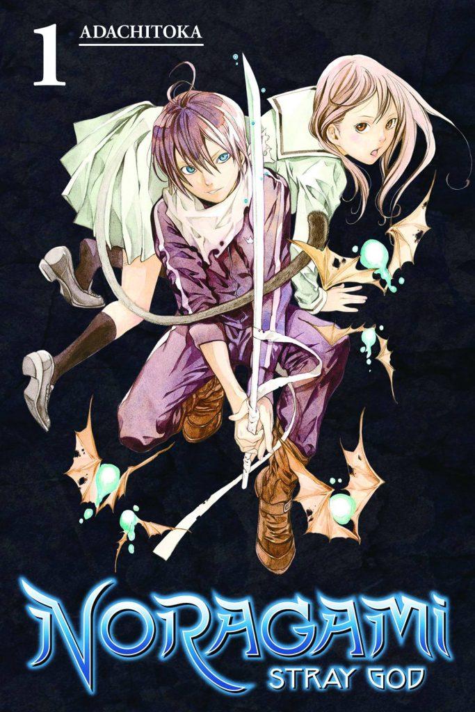 Manga Noragami Prolonga Hiato