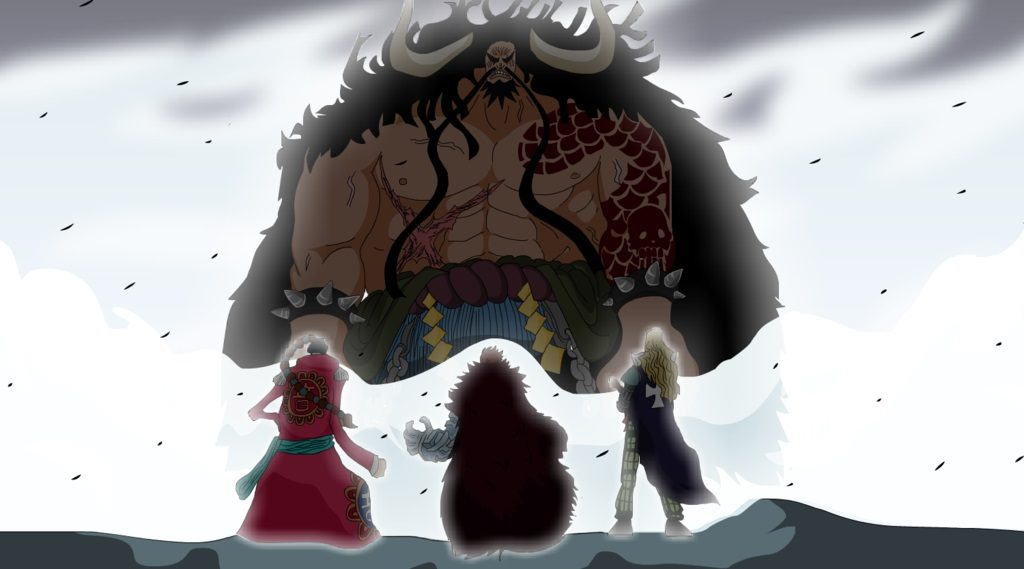 One Piece – O que esperar do arco Totto Land?