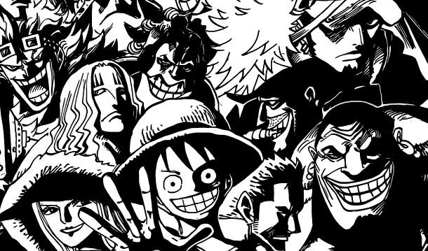 Os Hobbies preferidos dos Supernovas – One Piece