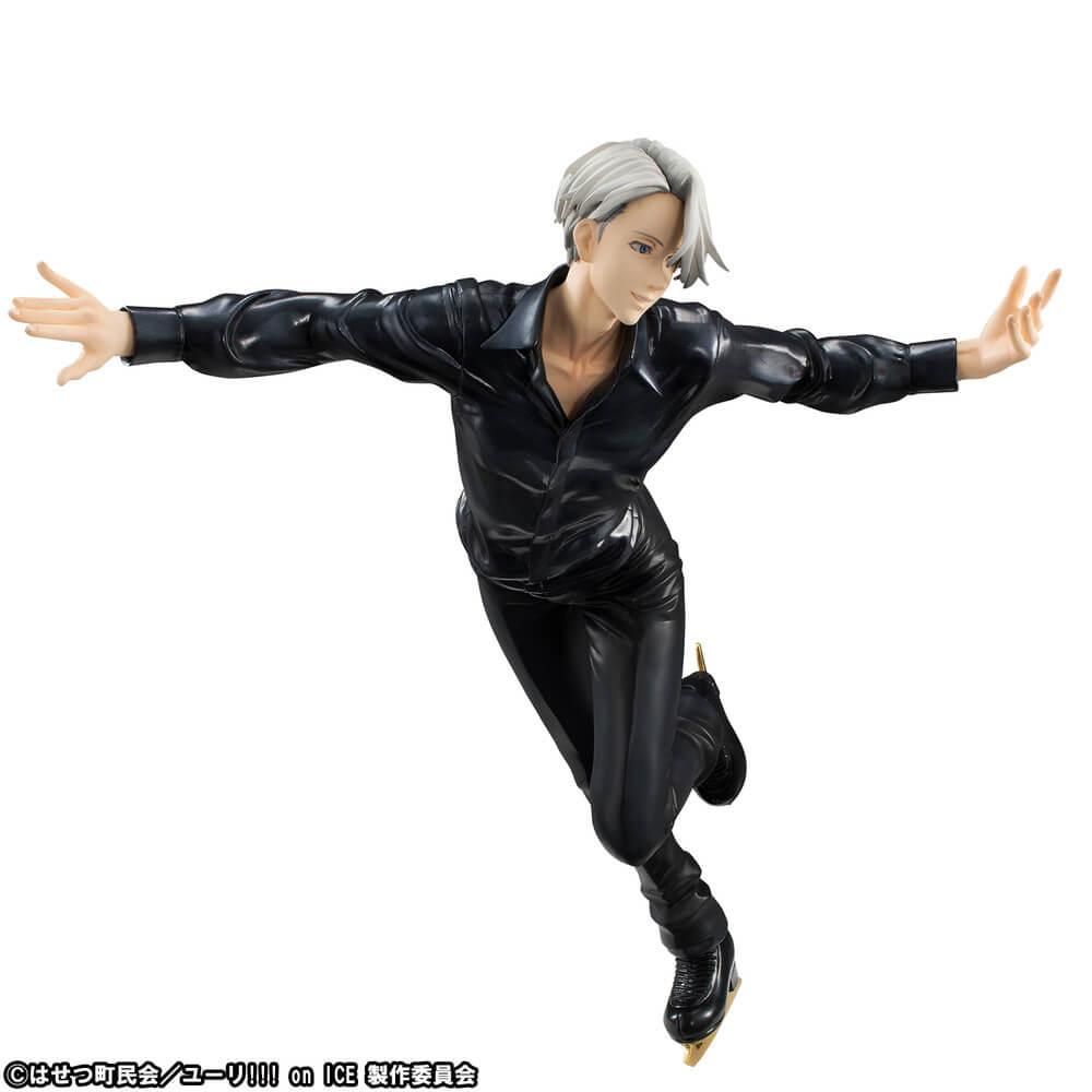 Yuri on Ice - Figura Victor Comentada por Junichi Suwabe