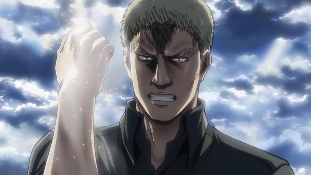 Attack on Titan 2 - Reiner Braun é o Armored Titan