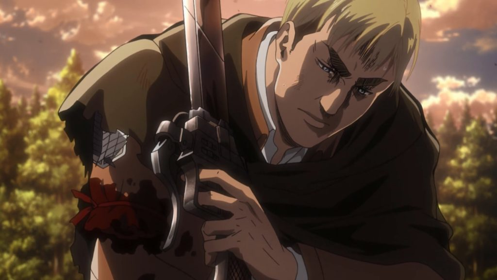 Attack on Titan 2 - Erwin Smith