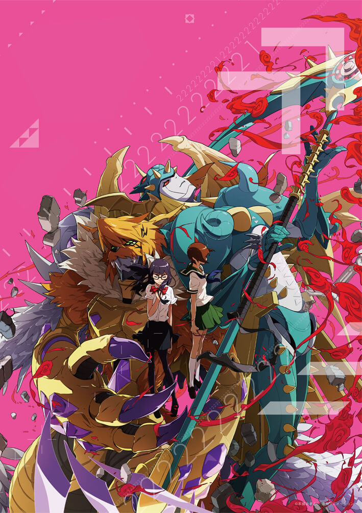 Digimon Adventure tri 5 Publica Segundo Trailer