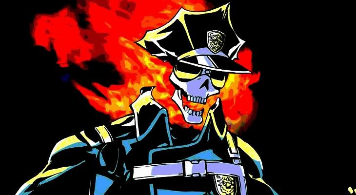 Inferno Cop - Segunda Temporada Anunciada | Studio Trigger | Faleceu Junichi Goto - Seiyuu de Inferno Cop