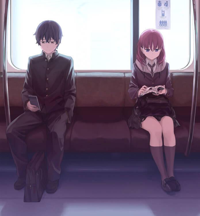 Just Because - Uma parceria entre Kiseki Himura e Hajime Kamoshida
