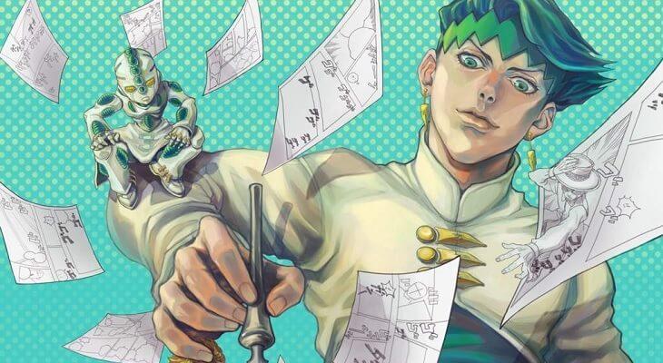 JoJo's Bizarre Adventure OVA revela Poster Promocional