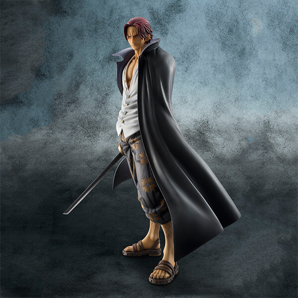 Shanks Portrait Of Pirates DX pela Megahouse