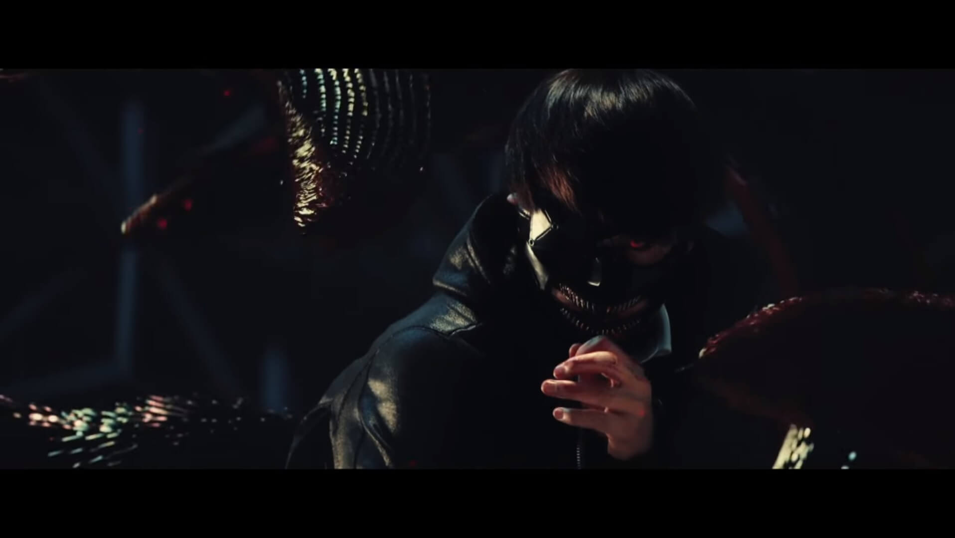 Tokyo Ghoul Live-Action transmite mais Dois Trailers!!