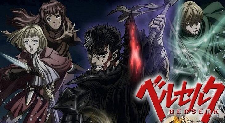 Berserk 2017 – Anime anuncia Continuação?