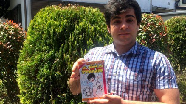 manga captain tsubasa promove sonho de crianças sírias